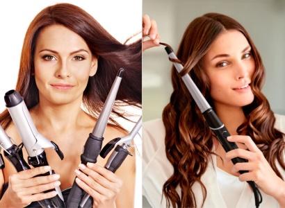 Важные параметры и характеристики щипцов для завивки волос
