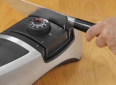 Критерии качественной электроточилки для ножей