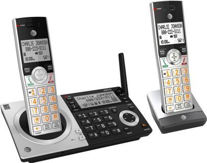 Основные технические характеристики радиотелефона