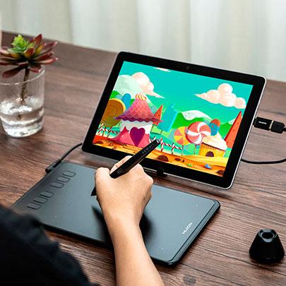 Основные технические характеристики хорошего графического планшета