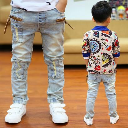 Детские джинсы: основные критерии выбора
