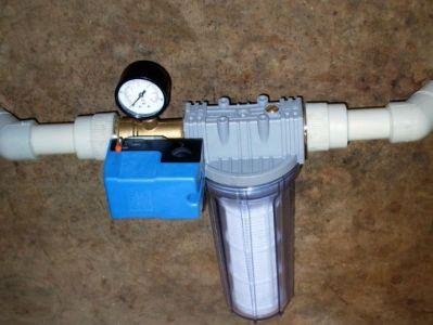 Главные характеристики фильтров для очистки воды