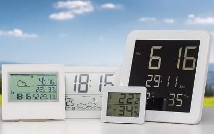 Домашние метеостанции: виды и параметры