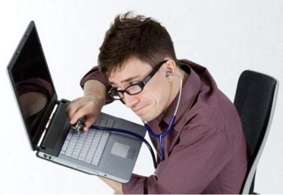 Не заряжается ноутбук: пути решения проблемы
