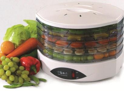 Виды электросушилок для овощей и фруктов