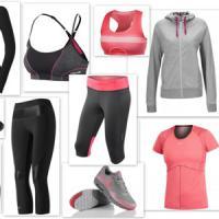 Виды женской спортивной одежды - статья. Обзоры техники и полезные ... 442c4c459cb