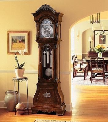 Разновидности напольных часов и их характеристики