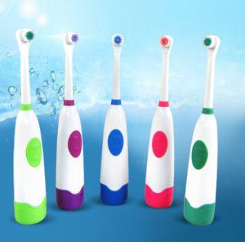 Основные характеристики электрических зубных щёток