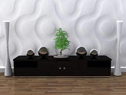 Какими стеновыми панелями лучше выполнить отделку?