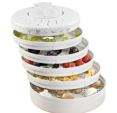 Принцип работы и устройство электро сушилок для грибов, овощей и фруктов