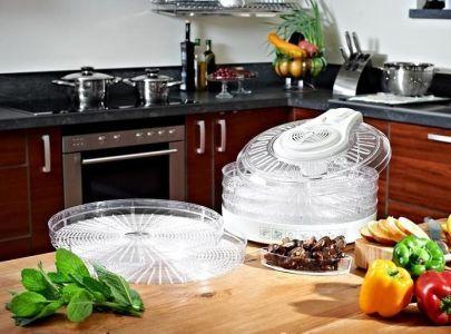 Электросушилка для овощей и фруктов: режимы и функции